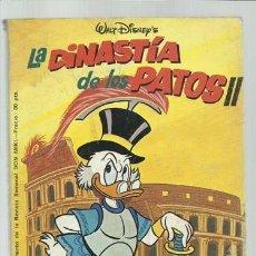 Tebeos: LA DINASTIA DE LOS PATOS II, 1981, MONTENA, BUEN ESTADO. Lote 148154366