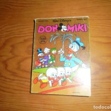 Tebeos: DON MIKI . REIMPRESION W. Nº 369, 370 Y 371. EDT. MONTENA, 1983. Lote 149725994