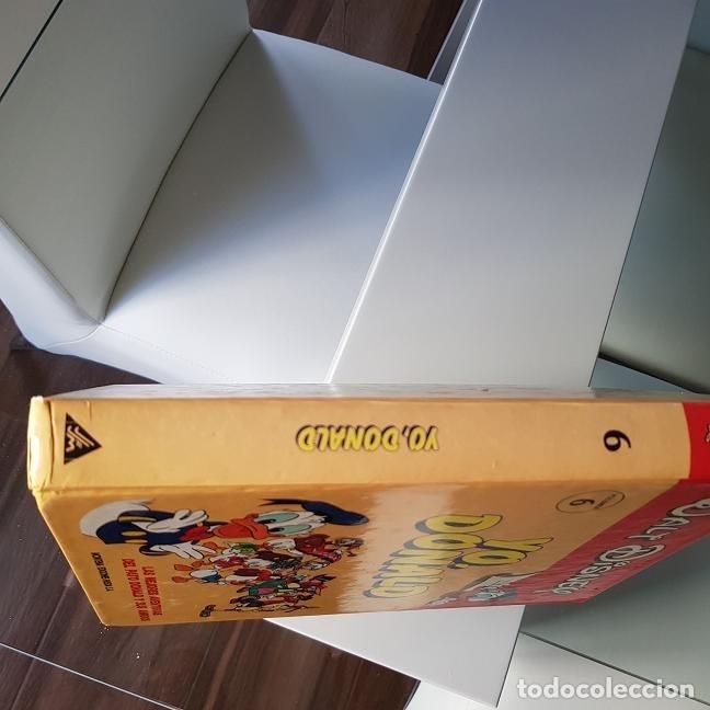 Tebeos: YO DONALD, VOL VI, MONTENA/ED. RUEDA, AÑO 1987 - Foto 3 - 24977195
