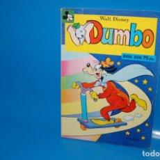 Tebeos: COMIC COLECCIÓN DUMBO Nº10 MONTENA-AÑO 1979-COLECCIONISMO. Lote 151206530