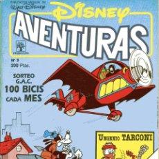 Tebeos: DISNEY AVENTURAS Nº 3 (PRIMAVERA). Lote 152875470