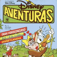 Tebeos: DISNEY AVENTURAS Nº 7 (PRIMAVERA). Lote 152875658