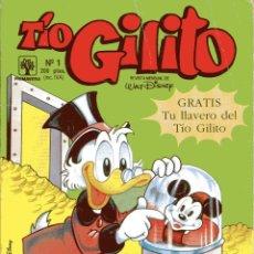 Tebeos: TIO GILITO Nº 1 (PRIMAVERA). Lote 152876226