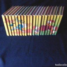 Tebeos: BIBLIOTECA DE LOS JOVENES CASTORES COMPLETA 20 TOMOS (COLECCIÓN COMPLETA) - MONTENA 1984. Lote 155040754