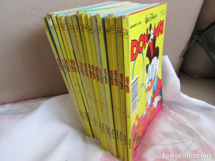 LOTE DON MIKI (Tebeos y Comics - Montena)