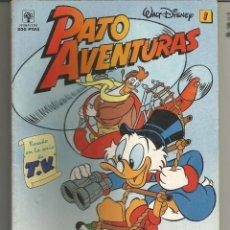Tebeos: PATO AVENTURAS EDITORIAL PRIMAVERA Nº 1. Lote 155895834