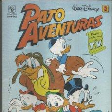 Tebeos: PATO AVENTURAS EDITORIAL PRIMAVERA Nº 2. Lote 155895894