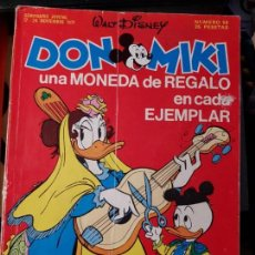 Tebeos: DON MIKI Nº 58. AÑO 1977. Lote 156709970