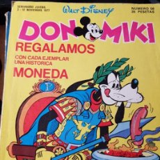 Tebeos: DON MIKI Nº 56. AÑO 1977. Lote 156710002