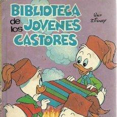Tebeos: 12 BIBLIOTECA DE LOS JOVENES CASTORES WALT DISNEY MONTENA. Lote 157767638