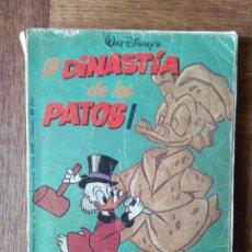 BDs: LA DINASTIA DE LOS PATOS I - DON MIKI ESPECIAL - MONTENA. Lote 161074934