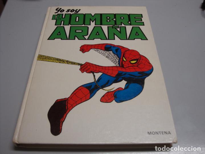 YO SOY EL HOMBRE ARAÑA MONTENA BUEN ESTADO (Tebeos y Comics - Montena)