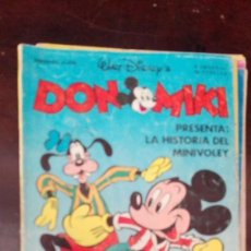 Tebeos: TEBEO CÓMIC DON MIKI DON MICKEY EDITORIAL MONTENA NO BRUGUERA 536. Lote 168576696