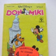 Tebeos: DON MIKI Nº 643 EDITORIAL PRIMAVERA . WALT DISNEY ET. Lote 168982196