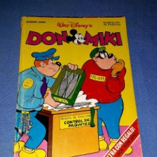 Tebeos: DON MIKI Nº 237 ORIGINAL WALT DISNEY CON POSTAL EMILIO VILLOTA AIRGAMBOYS VER FOTOS Y DESCRIPCION. Lote 172303508