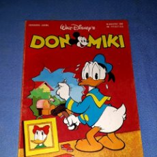 Tebeos: DON MIKI Nº 268 ORIGINAL WALT DISNEY CONSERVA EL CUPON VER FOTO Y DESCRIPCION. Lote 172304282