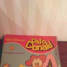 Tebeos: TOMO NUMERO 4 DE PATO DONALD 1981. Lote 172968693