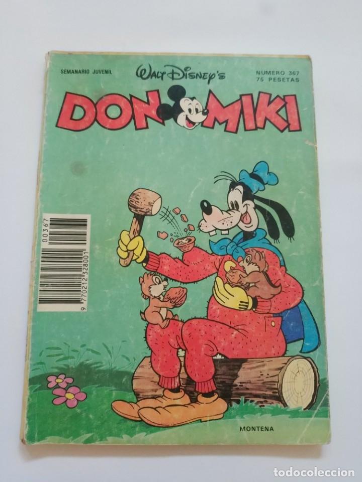 DON MIKI NUMERO 367.- MONTENA (Tebeos y Comics - Montena)