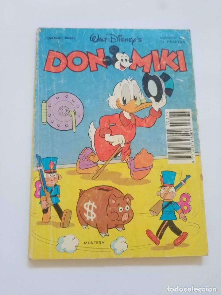 DON MIKI NUMERO 373.- MONTENA (Tebeos y Comics - Montena)