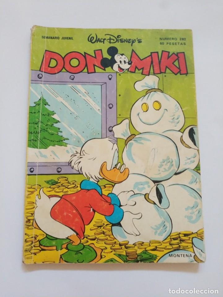 DON MIKI NUMERO 283.- MONTENA (Tebeos y Comics - Montena)