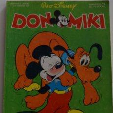 Tebeos: DON MIKI Nº 19 - 1º EDICIÓN 1977. Lote 176214782
