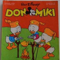 Tebeos: DON MIKI Nº 24 - 1º EDICIÓN 1977. Lote 176241847