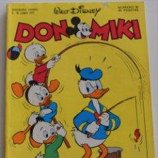 Tebeos: DON MIKI Nº 35 - 1º EDICIÓN 1977. Lote 176242627