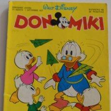 Tebeos: DON MIKI Nº 46 - 1º EDICIÓN 1977. Lote 176246860