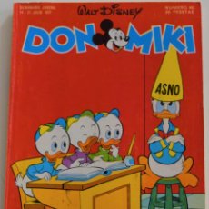 Tebeos: DON MIKI Nº 40 - 1º EDICIÓN 1977. Lote 176247995