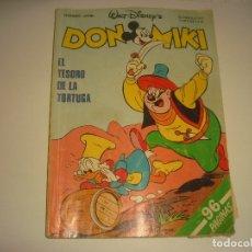 Tebeos: DON MIKI 543 . EL TESORO DE LA TORTUGA.. Lote 177134164