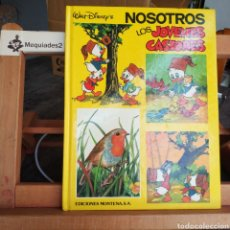 Livros de Banda Desenhada: NOSOTROS LOS JÓVENES CASTORES Nº 4 ( EDICIONES MONTENA 1984 TAPA DURA). Lote 178022855
