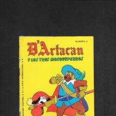 Tebeos: D'ARTACAN Y LOS TRES MOSQUEPERROS NUMERO 6. Lote 181863733