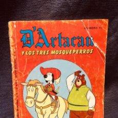 Tebeos: CÓMIC D'ARTACAN Y LOS TRES MOSQUETEROS Nº 11 EDICIONES MONTENA AÑO 1981. Lote 184547471