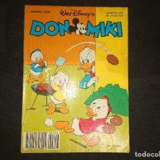 Livros de Banda Desenhada: DON MIKI Nº 406 , LEER DESCRIPCION. Lote 187231381