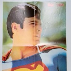 Tebeos: PÓSTER REVISTA DON MIKI CHRISTOPHER REEVE SUPERMAN. Lote 189934847