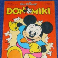 Tebeos: DON MIKI Nº 1 - MONTENA (1976) ¡ORIGINAL!. Lote 191937098