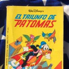 Tebeos: EL TRIUNFO DE PATOMAS MONTENA NÚMERO 3. Lote 192036036