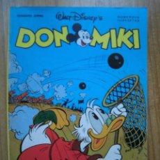 Tebeos: DON MIKI Nº 579 WALT DISNEY MONTENA. Lote 194105557