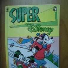 Tebeos: SUPER DISNEY Nº 1 WALT DISNEY EDICIONES PRIMAVERA NO MONTENA. Lote 194106887