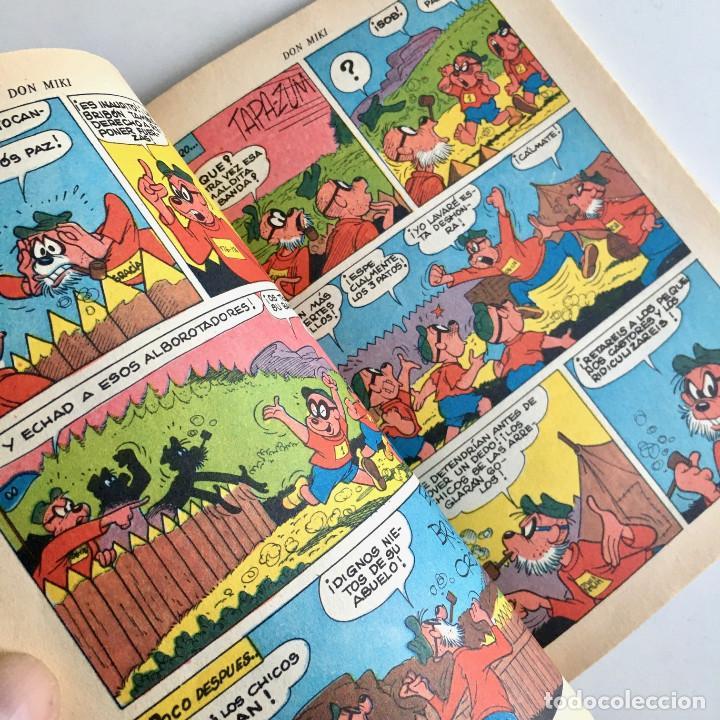 Tebeos: Revista de cómics DON MIKI, nº 10, Walt Disney, 16-23 diciembre 1976, editorial Montena - Foto 5 - 194239283