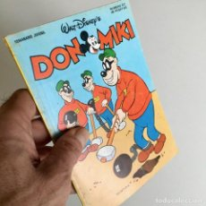 Tebeos: REVISTA DE CÓMICS DON MIKI, Nº 227, WALT DISNEY, EDITORIAL MONTENA. Lote 194244668