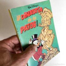 Tebeos: COMICBOOK LA DINASTÍA DE LOS PATOS I (SUPLEMENTO ESPECIAL DON MIKI), WALT DISNEY, EDITORIAL MONTENA. Lote 194250461