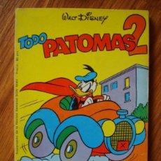 Tebeos: TODO PATOMAS 2 (MONTENA) WALT DISNEY. Lote 194496482