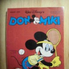 Tebeos: DON MIKI Nº 602 WALT DISNEY MONTENA. Lote 194746131