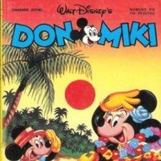 Tebeos: WALT DISNEY'S DON MIKI EDIBELSA / EDICIONES MONTENA Nº 618. Lote 195484402