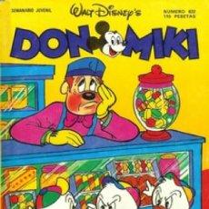Tebeos: WALT DISNEY'S DON MIKI EDIBELSA / EDICIONES MONTENA Nº 632. Lote 195484421