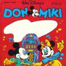Tebeos: WALT DISNEY'S DON MIKI EDIBELSA / EDICIONES MONTENA Nº 634. Lote 195484438