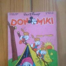 Livros de Banda Desenhada: DON MIKI Nº 21 - VER DESCRIPCIÓN. Lote 197799273