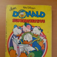 Tebeos: DON DONALD SUPERDETECTIVE. Lote 206136880