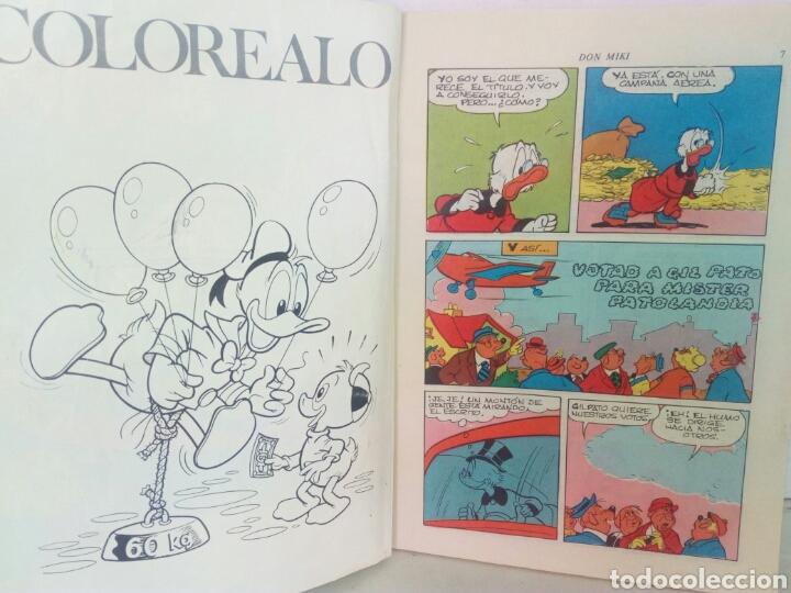 Tebeos: Semanario juvenil Walt Disney Dn Miki n 326 - Foto 2 - 206228055